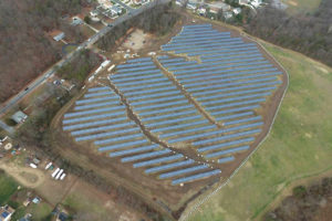 Somerdale Road Landfill Solar Facility